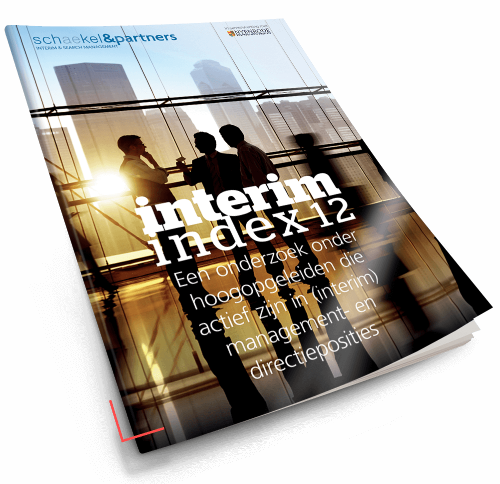 interim index 2015 | Onderzoeksrapporten | Interim Management & Search Management | Schaekel & Partners