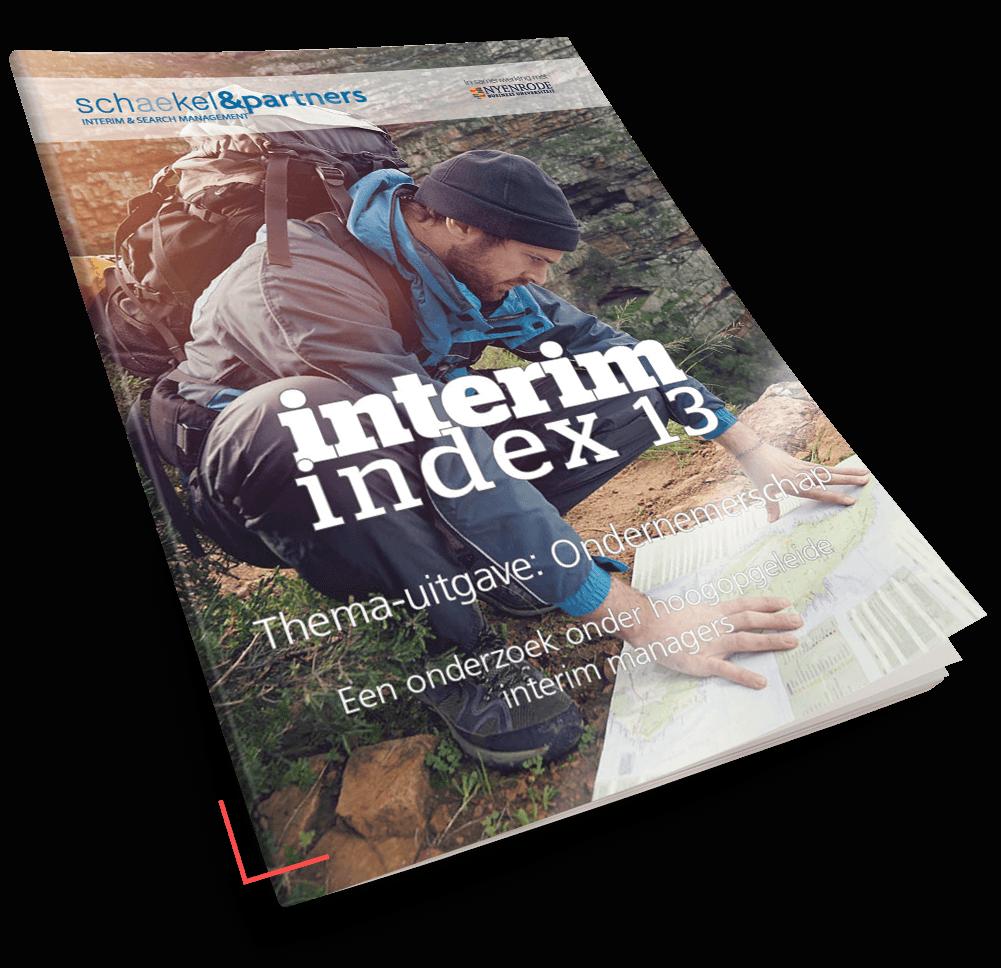 Interim Index 13 - Ondernemerschap