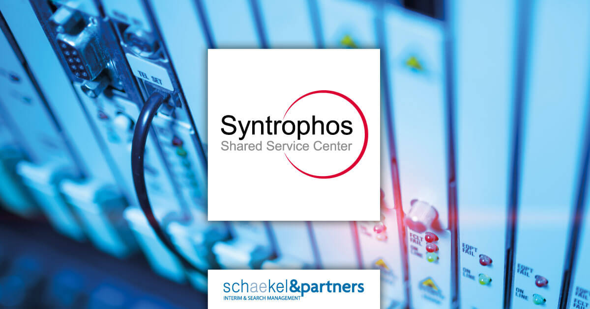 s&p vacature syntrophos | Open Posities | Vacatures | Interim Management & Search Management | Schaekel & Partners