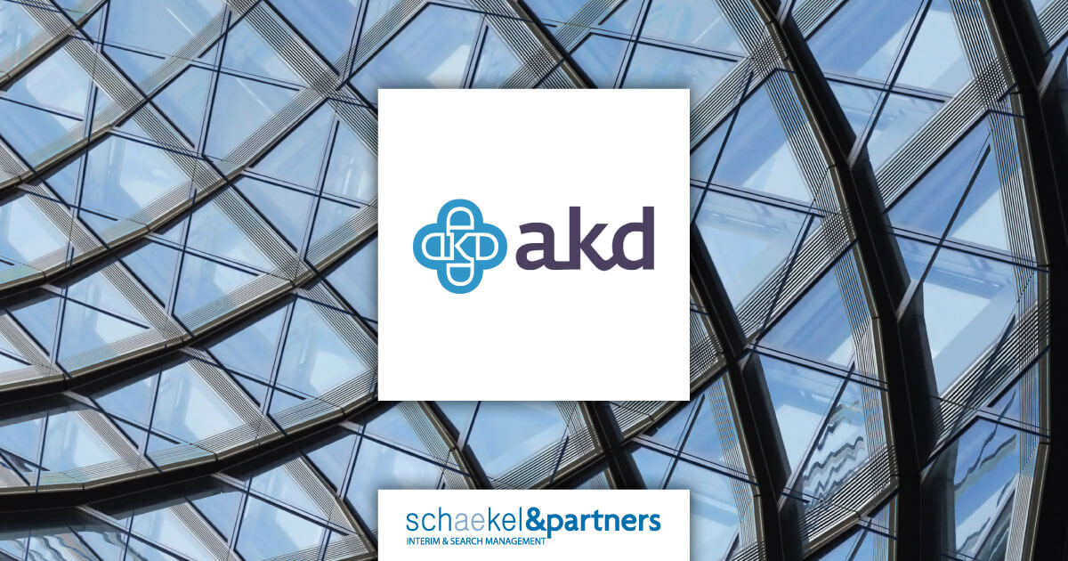 Manager ICT | AKD | Open Posities | Vacatures | Interim Management & Search Management | Schaekel & Partners