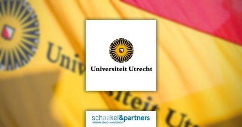 schaekel en partners vacature Universiteit Utrecht