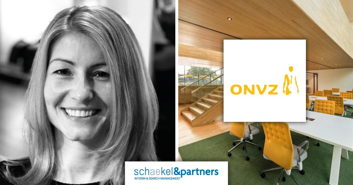 Nicole Kaupmann | benoeming | ONVZ | Schaekel & Partners