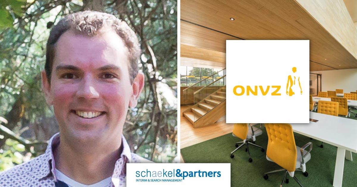 Thijs Jansen | benoeming | ONVZ | Schaekel & Partners